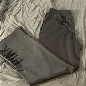 VS PINK track pants